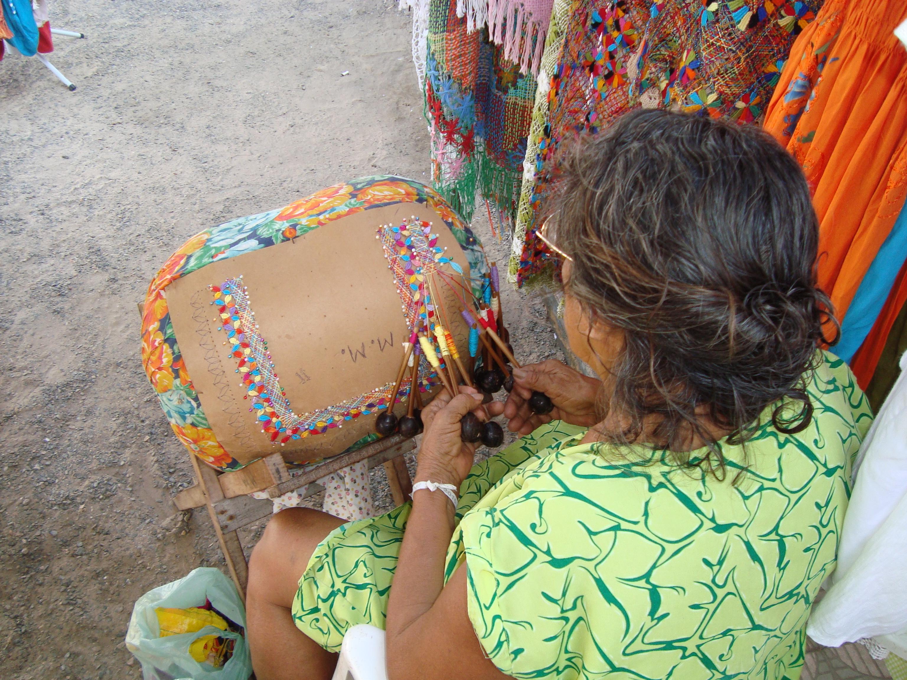 Adesivo Para Geladeira Retro ~ Mulheres Rendeiras Blog da Deia